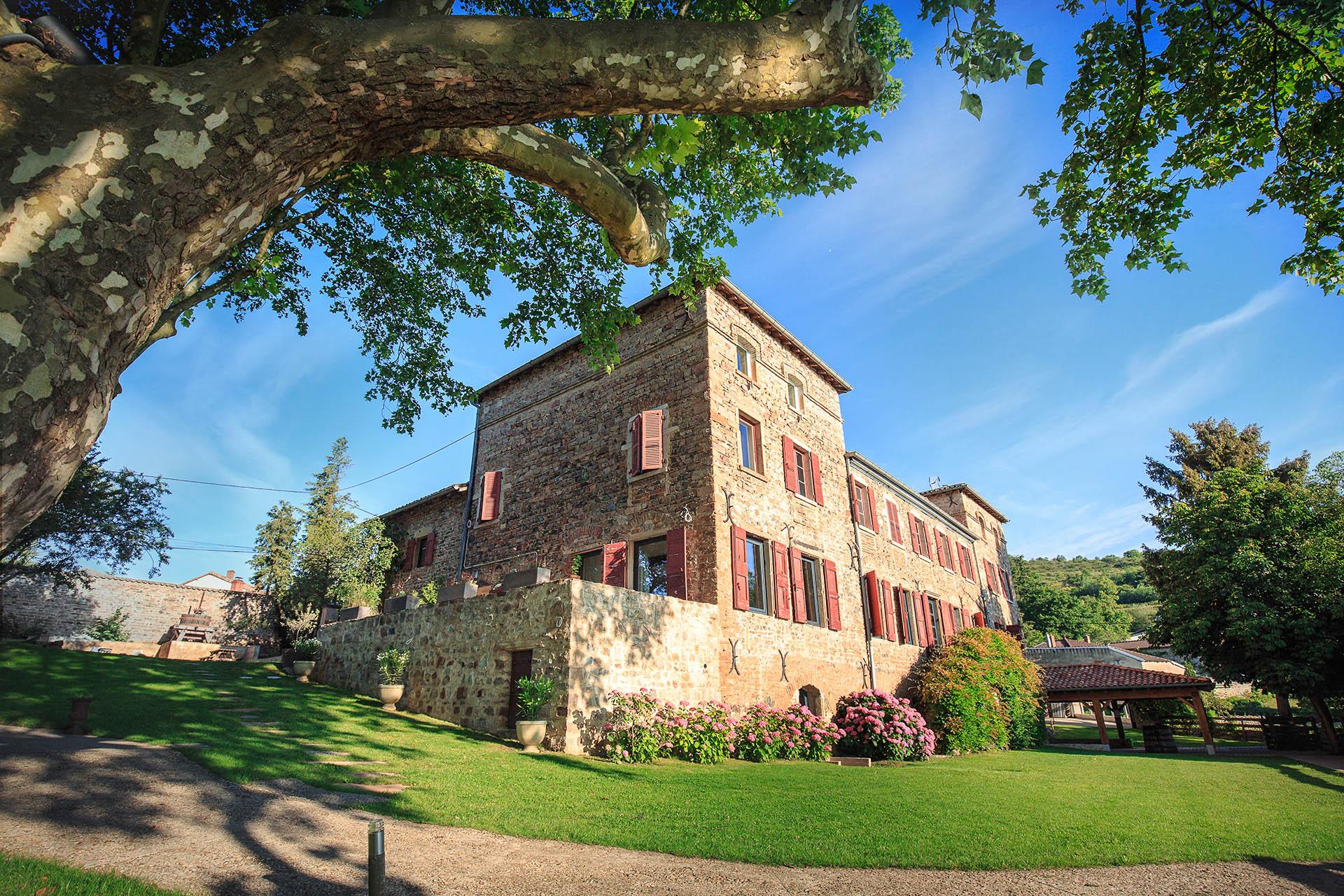 Mariage Château de Pruzilly ( Saône et Loire )