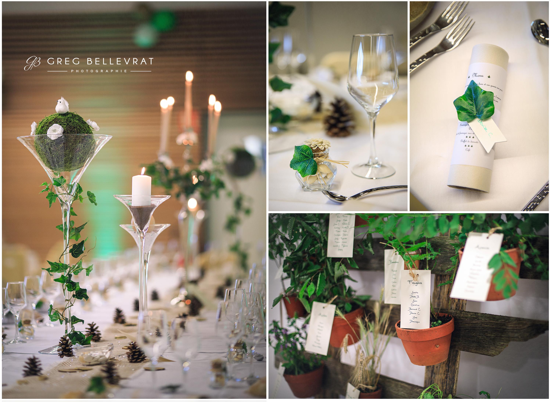 décoration mariage - déco champêtre